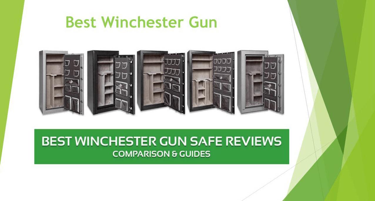 Best Winchester Gun Safe