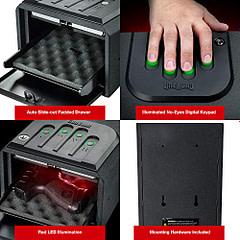 Best GunVault MiniVault Quick Access Compact