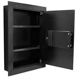 Barska Biometric Wall Safe Review
