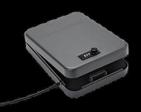 SnapSafe Lock Box with Combination Lock