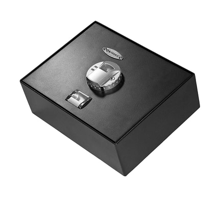 Barska Top Opening Biometric Drawer Safe