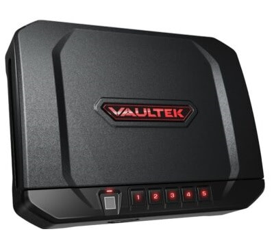 Vaultek VT Full-Size Handgun Bluetooth Smart Safe