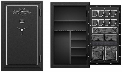 Blue Dot Safes Second Amendment Fire-Resistant Fireproof Gun Safe