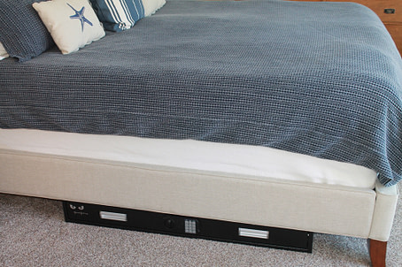 Monster Vault Low Profile Under Bed Safe