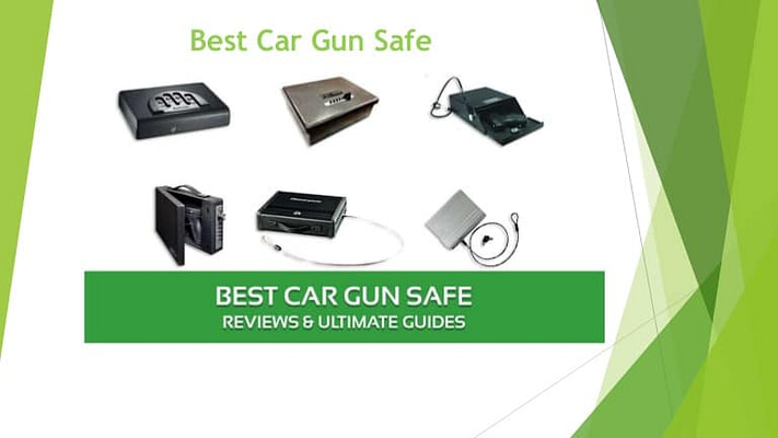 best car gun safe